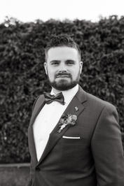 Nathan Cassar - Master of Ceremonies - Photo By Lauren Miles Photography 1