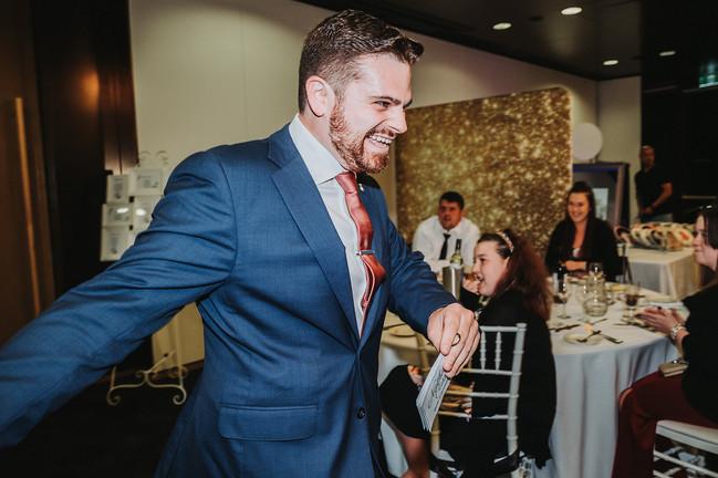 Nathan Cassar: Master of Ceremonies