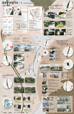 중랑구 마을건축가_면목천로 제안