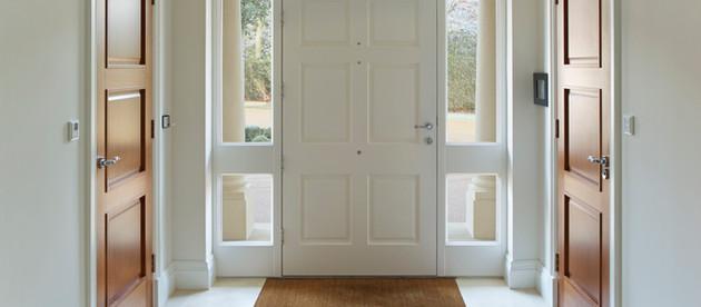 Each area in home has its own role and function; Entrance area お家のそれぞれのエリアにはそれぞれの役割と機能がある(玄関編)