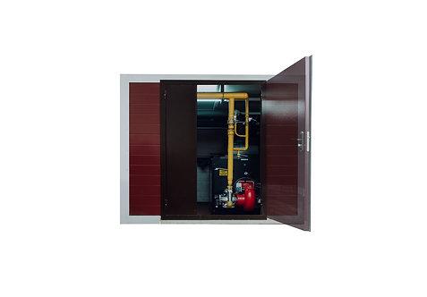 EGS Серии AR1 (Одинарный) промышленный котел наружного размещения до 2 МВт