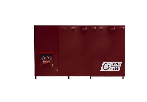 EGS Серии VTP4 -Котел наружного размещения с 4-мя отопительными модулями