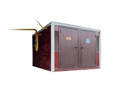 EGS серии AR2 (Сдвоенный)  - промышленный котел наружного размещения до 2 МВт