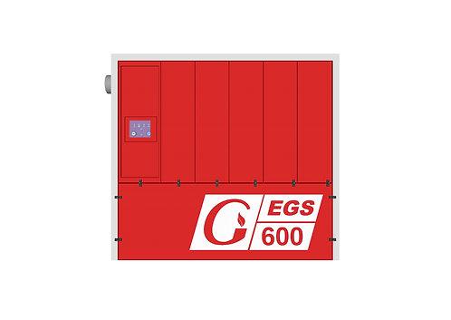 EGS Серии VTD4 - котел наружного размещения с 4-мя отопительными модулями