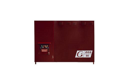 EGS Серии VTP3 - котел наружного размещения с 3-мя отопительными блоками