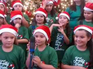 Cantata de Natal - Vale Sul Shopping