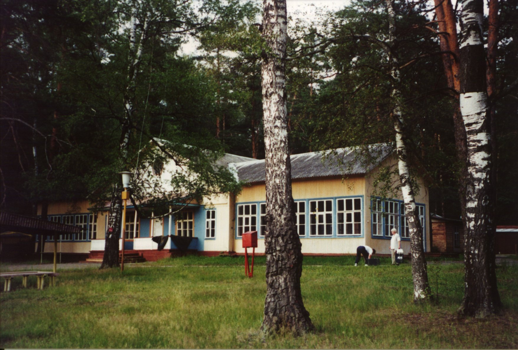 MoscowCampCottage
