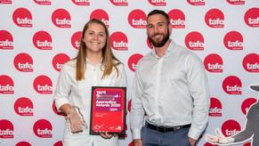 Airmaster Apprentice Natasha Kirchner wins Apprentice of the Year