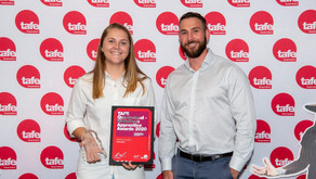 Airmaster Apprentice Natasha Kirchner wins Apprentice of the Year