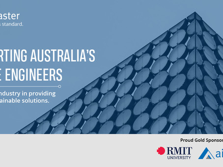Airmaster is Proud to Support Australia's Future Engineers