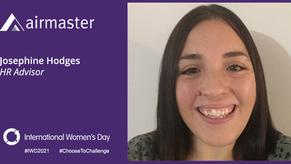 International Women's Day: Josephine Hodges