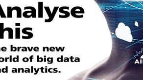 The brave new world of big data and analytics