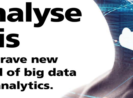 The brave new world of big data and analytics