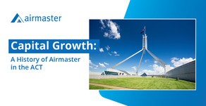 Capital Growth: A History of Airmaster in the ACT