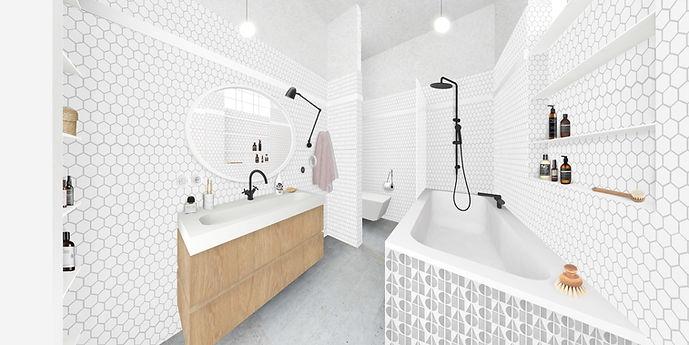 Koupelna - Dejvice