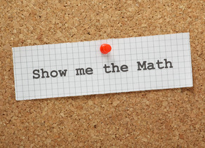 English Is Basically Maths - And We Can Prove It (with Mod A John Keats' Sample Paragraph Idea)