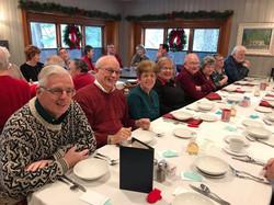 ACC Seniors' Christmas Dinner