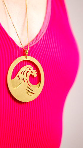 WAVE I necklace