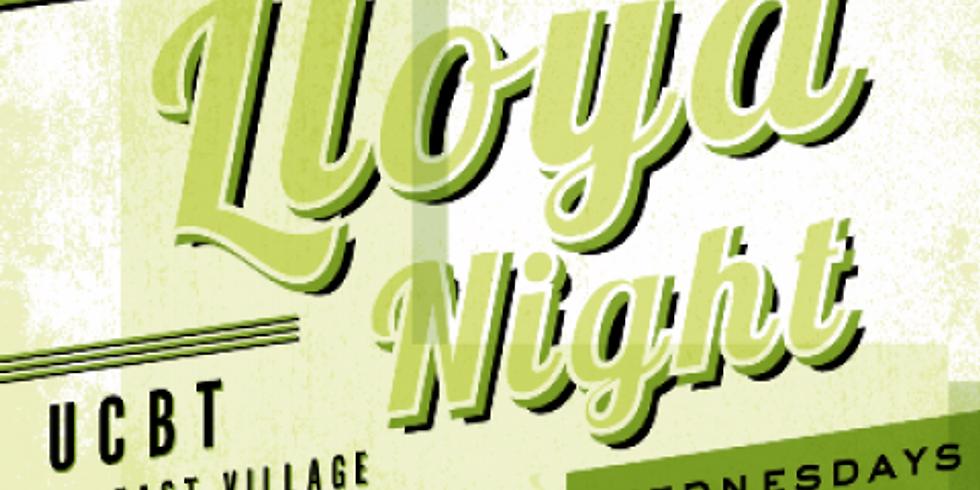 Lloyd Night Improv