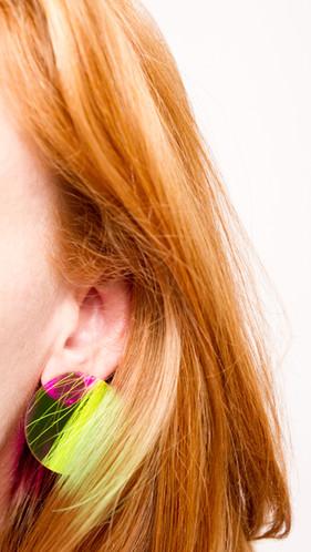 DIC I earrings