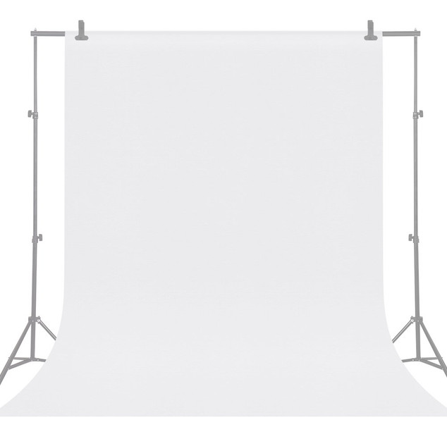 1.5 * 2.1m Professional Background Screen - White
