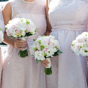 2020 Wedding trends: bridesmaid style