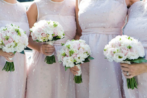 A guide to choosing the perfect bridesmaid dresses