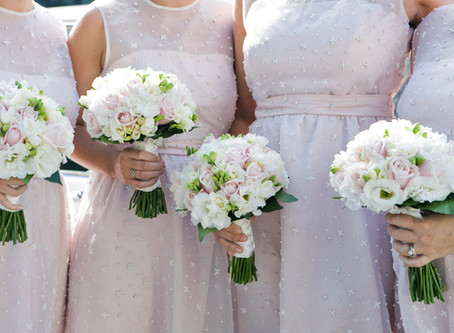 You've Just Been Selected To Be A Bridesmaid: You May be Wondering What's Your Job & Responsibility.