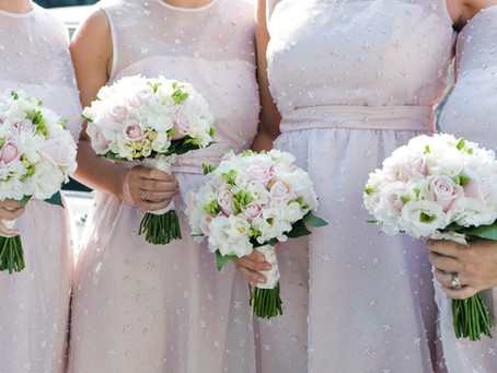 Guide to choosing the perfect bridesmaid dresses