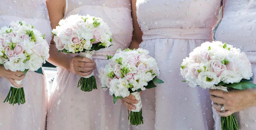 Romantic Bridesmaid Bouquet