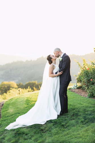 Youngberg Hill Wedding Photographer MacC