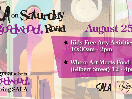 SALA – Alive & Vibrant on Goodwood Road