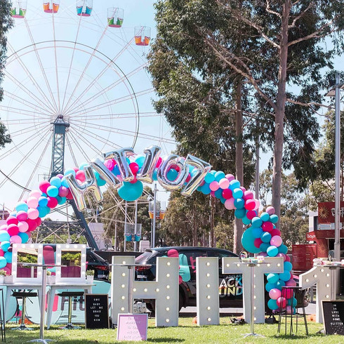 RnB Fridays Live 18 @ The Adelaide Showground