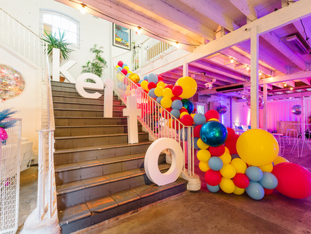 Celebrating Keito Events' 10th Birthday