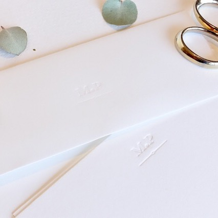 Classic and simple for a simply classic lady xxx Personalised Note-card stationery for the #stationeryaddict in your life