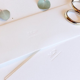 Classic and simple for a simply classic lady xxx Personalised Note-card stationery for the #stationeryaddict in your life.jpg