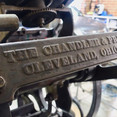 'The Admiral' Chandler and Price Old Style Platen Press. 1 tonne of cast iron (plus an extra tonne of dirt and grime) Circa 1913.jpg