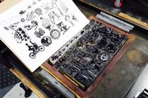 Letterpress typeads
