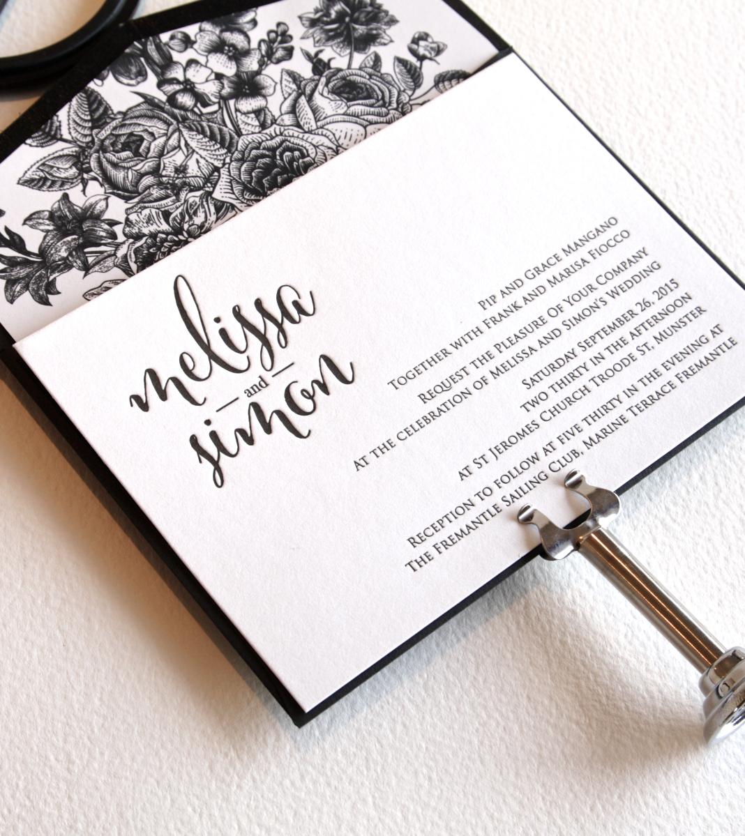 monochrome letterpress wedding5_edited