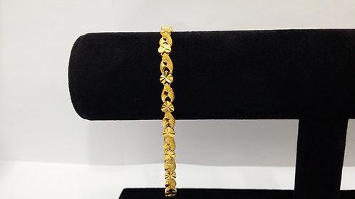 22ct Gold Bracelets (BR104)