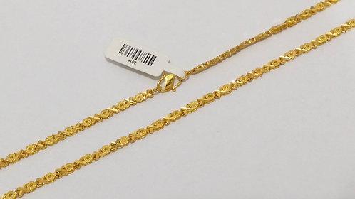 22ct Gold Chain (CH130)