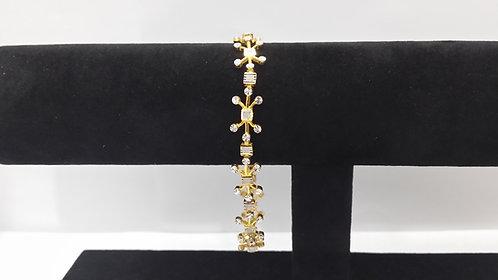 22ct Gold Bracelet (BR007)