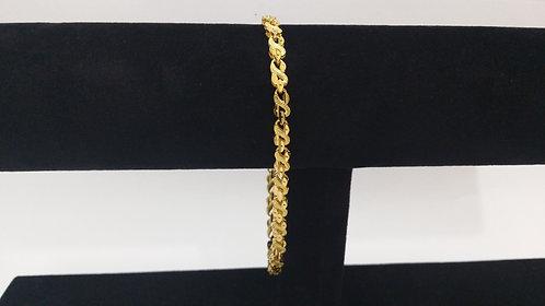 22ct Gold Bracelet (BR120)