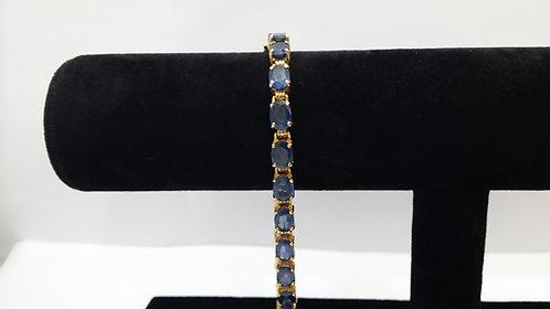 9ct Gold Bracelet (BRG0069CT)