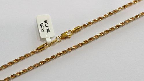 22ct Gold Chain (CH295)