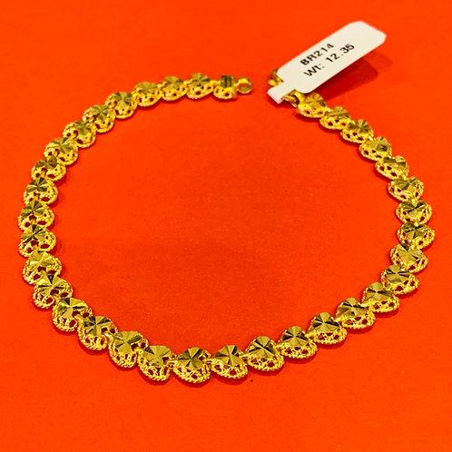22ct Gold Bracelet (BR214)