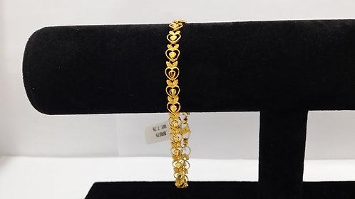 22ct Gold Bracelet (BR075)