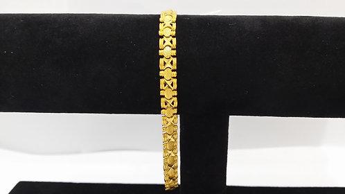22ct Gold Bracelet (BR015)