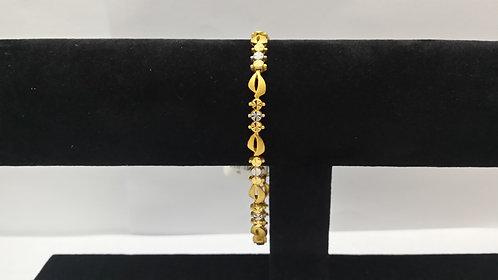 22ct Gold Bracelet (BR102)