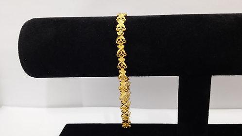 22ct Gold Bracelet (BR134)
